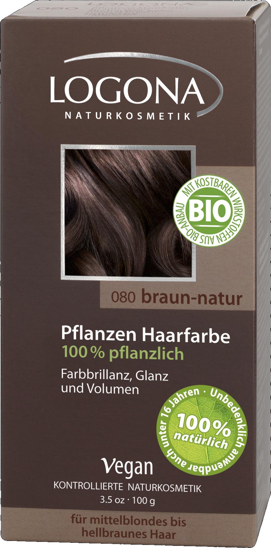 Naturliche haarpflege volumen
